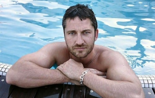 Top 10 Hottest Hollywood Celebrities 2013, Gerard Butler