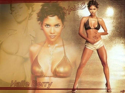Halle Berry 4th hottest celebrity 2013