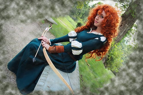 Merida halloween costumes 2013