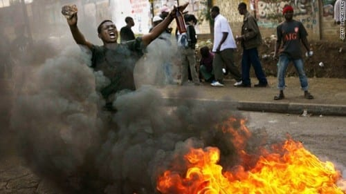 Nairobi, Kenya, Top 10 Most Dangerous Cities in 2013-2014