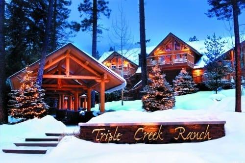 Triple Creek Ranch, Darby - MT