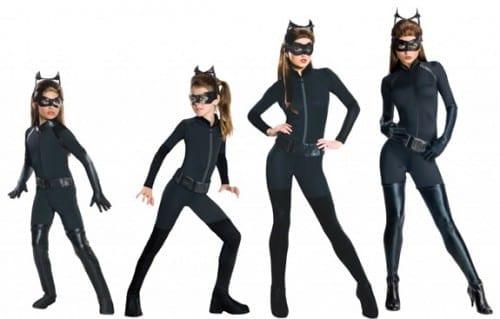 catwomen halloween costumes