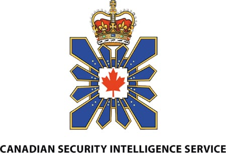 Canadian Security Intelligence Services (CSIS), Canada