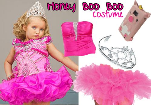 honey bobo costumes