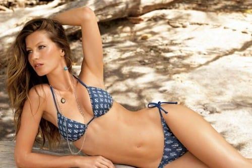 Top 10 Highest Paid Models In 2018, 1. Gisele Bundchen