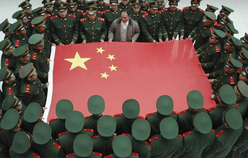 10 strongest armies in 2013, China