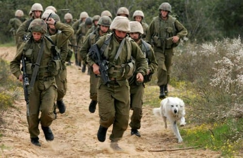10 strongest armies in 2013 , Israeli army