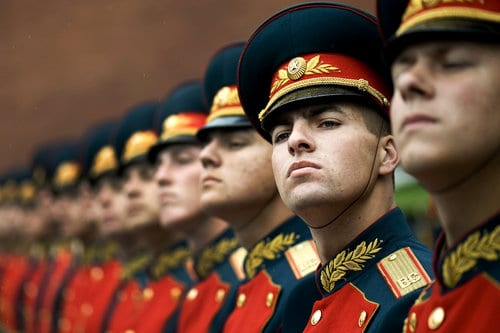 10 strongest armies in 2013 , Russia