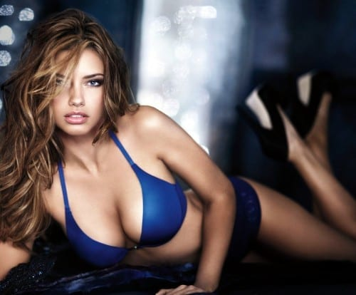 Top 10 Highest Paid Models In 2019, 10. Adriana Lima