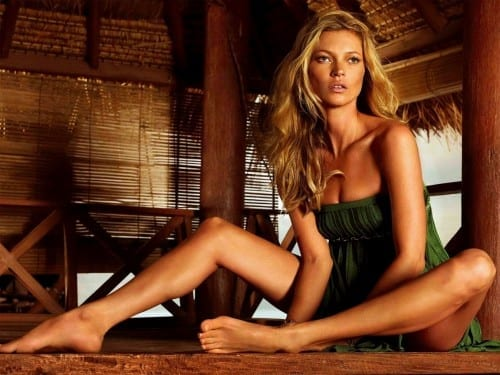 Top 10 Highest Paid Models In 2020, 4. Kate Moss