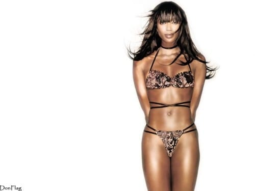 Top 10 Highest Paid Models In 2020, 8. Naomi Campbell