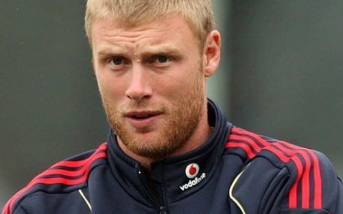 Andrew Flintoff - 5th richest criceter