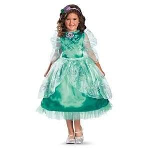 Ariel Sparkle Costume for kids 2020