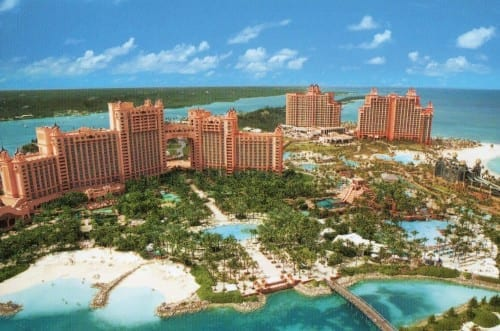 Atlantis Resort Hotel, Bahamas