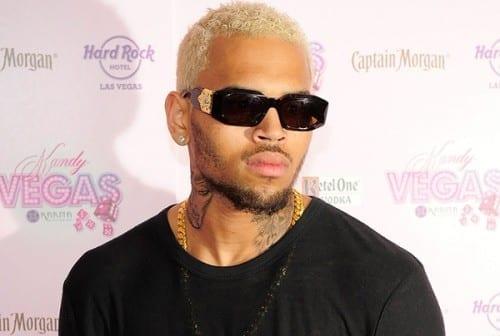 Chris Brown popular male singer 2020