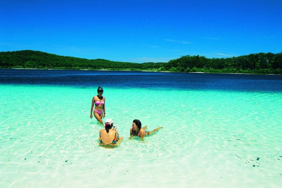 Fraser Island Cruise
