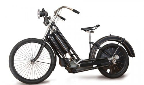 Top 10 Most Expensive Bikes In The World, Hildebrand & Wolfmuller. 7th most expensive bike