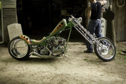 Most Expensive Bikes In The World, Hubless Harley Davidson