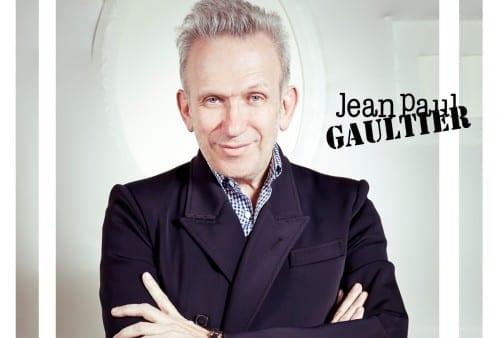 Jean Paul Gaultier fashion designer