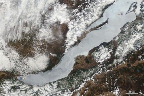 Lake Baikal Mystery