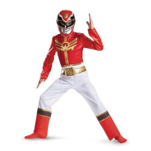 Megaforce Power Ranger Costume