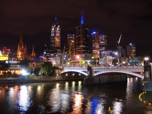 Top 10 Most Beautiful Places to Visit in Australia,  Melbourne Australia