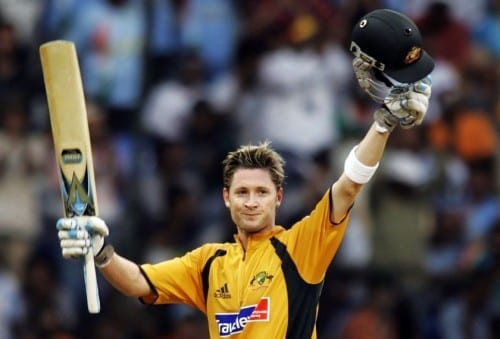 Michael Clarke 10 th richest cricketer