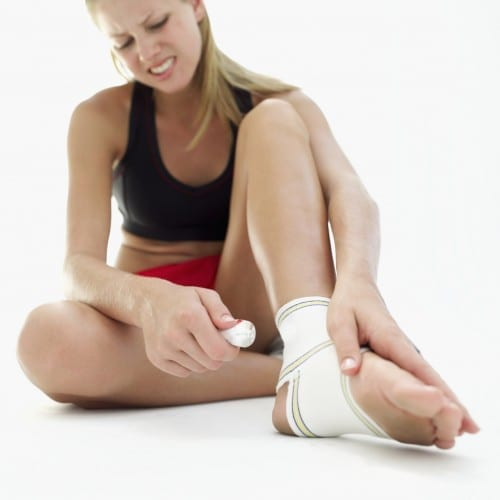 Muscle injury or sprain