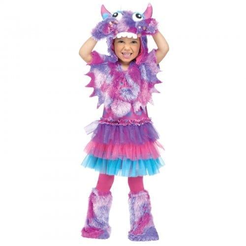 Polka Dot Monster Halloween Costume