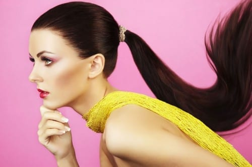 10 Most Beautiful Hairstyles For Women 2019, Ponytails