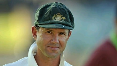 Ricky Ponting - 7th richest cricketer