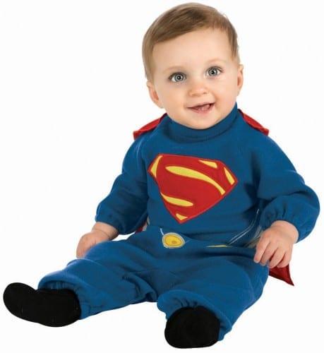 Super Man of Steel Costume