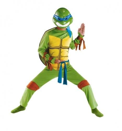 TMNT Leonardo Costume for kids 2018 halloween