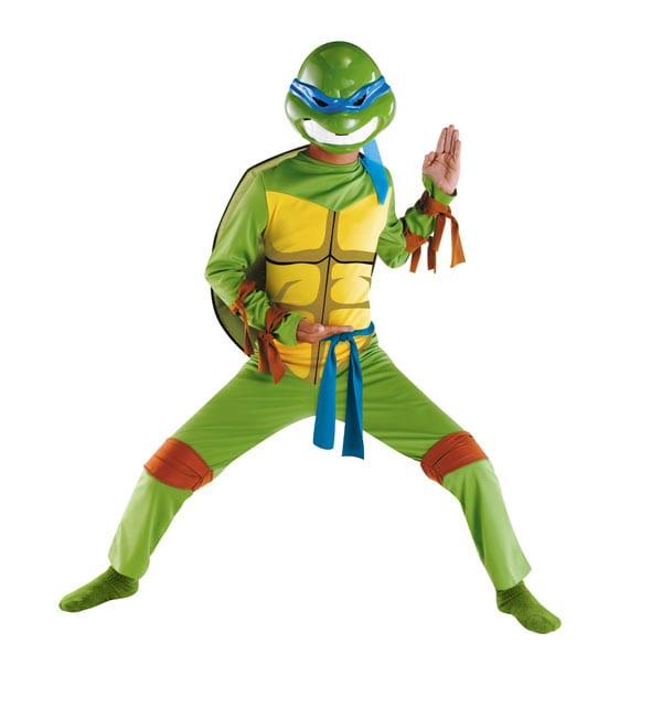 tmnt leonardo costume for kids 2013 halloween - Teenage Mutant Ninja Turtles Halloween Costumes For Kids