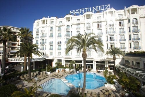 The Martinez Hotel, Cannes