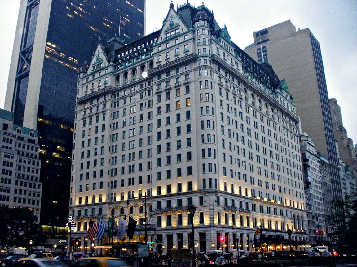 Top 10 most expensive hotels in the world for Most expensive hotel in nyc