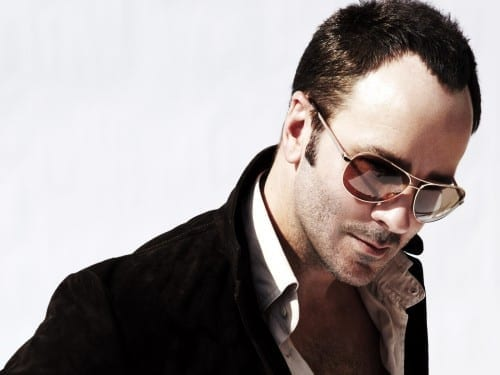 Tom Ford fashion designer