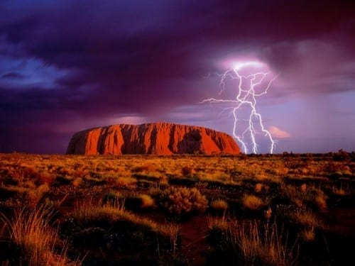 Top 10 Most Beautiful Places to Visit in Australia, Uluru