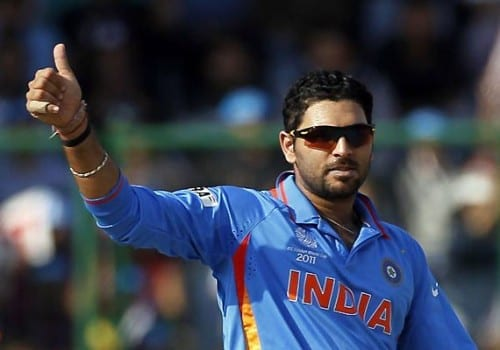 Yuvraj Singh - 3rd most richest cricketer