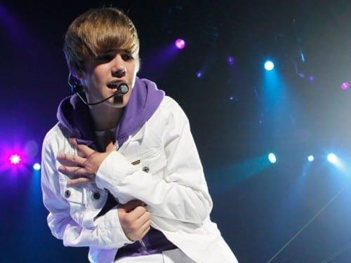 most popular male singers 2020, 10. Justin Bieber,