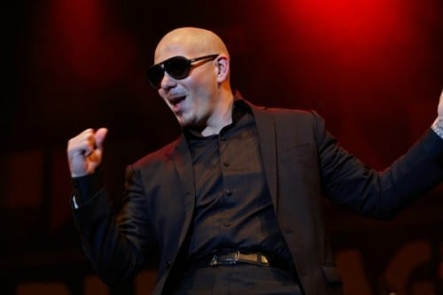 top 10 most popular male singers 2020, 8th Pitbull