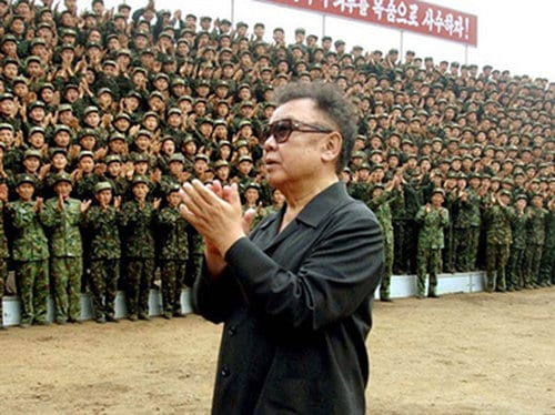 top 10 strongest armies in 2013, North Korea