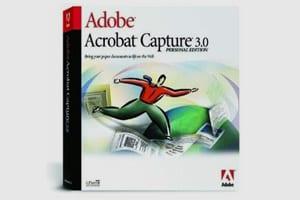 Adobe Acrobat Capture 3.0