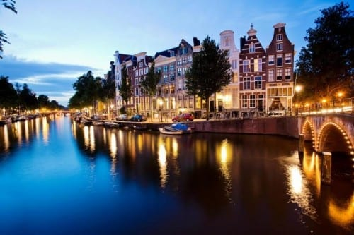 Amsterdam (Netherlands), most beautiful cities