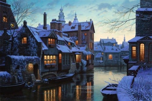 World's Top 10 Most Beautiful Cities, Bruges (Belgium)