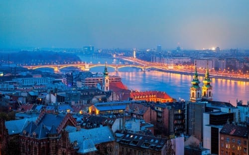 World's Top 10 Most Beautiful Cities, Budapest (Hungary)