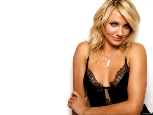 Top 10 Most Beautiful And Popular Hollywood Actresses In 2013, Cameron Diaz hot