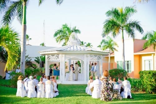 Dominican Republic beautiful wedding place