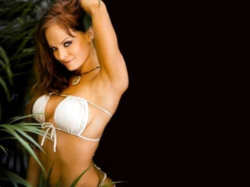 Hottest Female wrestlers, Christy Hemme