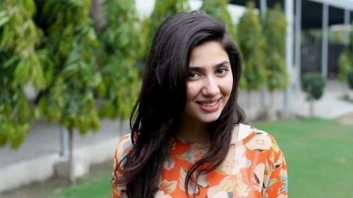 Mahira Khan, Top 10 Best Pakistani Actresses In 2013